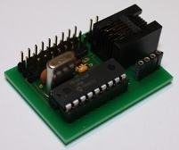 PiKoder/SSC-HP evaluation board kit